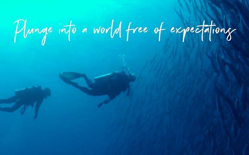 Diving Experience at The Nautilus Maldives