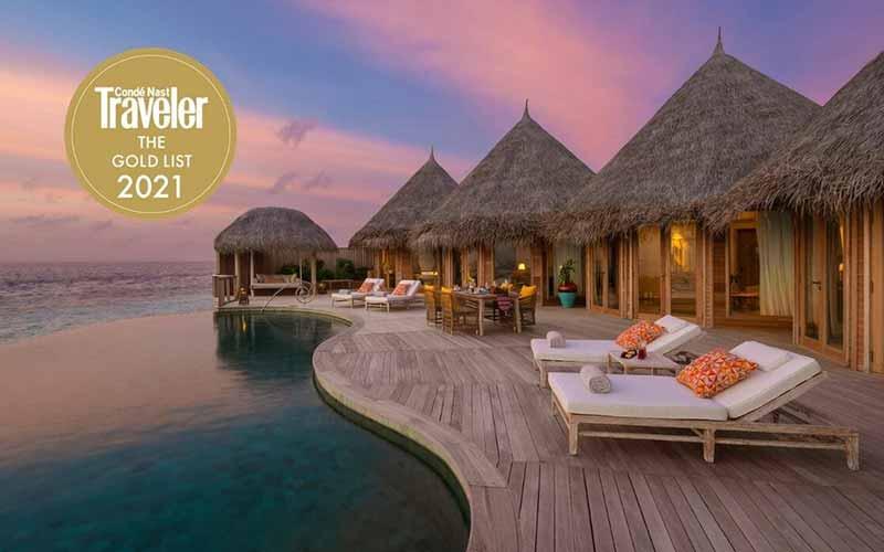Luxury Retreat with Pool at The Nautilus Maldives