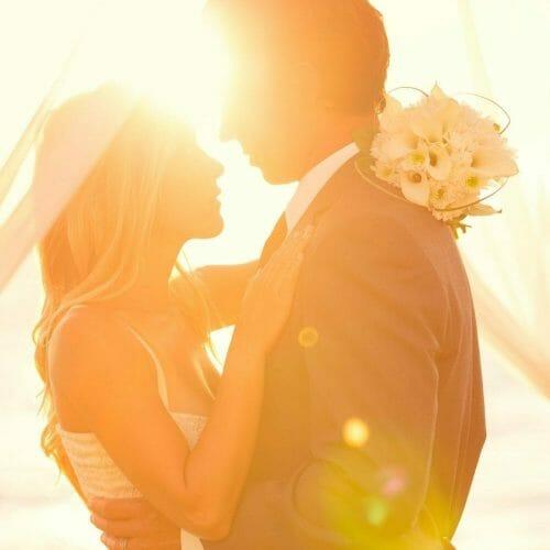 Romantic Wedding Celebration in Maldives